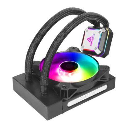 Ultra-Thin ARGB CPU Block