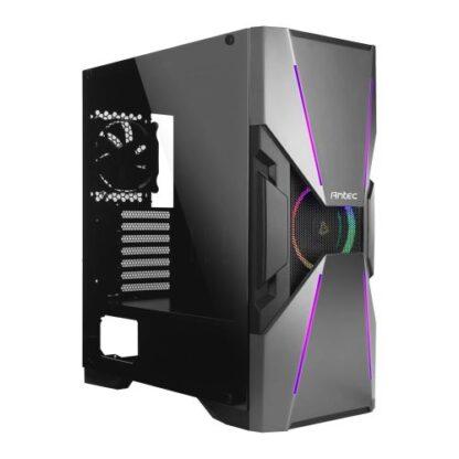 Antec DA601 Dark Avenger Gaming Case with Window