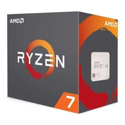 AMD Ryzen 7 3800X CPU with Wraith Prism RGB Cooler