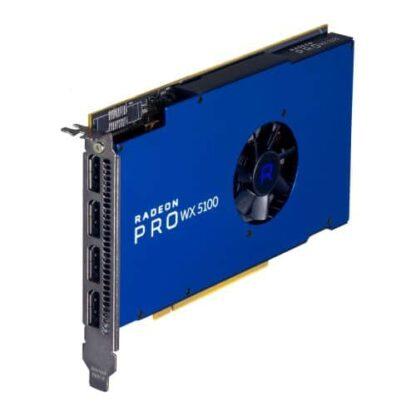 AMD Radeon Pro WX 5100 Professional Graphics Card