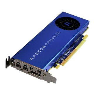 AMD Radeon Pro WX 3100 Professional Graphics Card