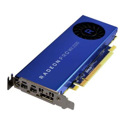 AMD Radeon Pro WX 2100 Professional Graphics Card