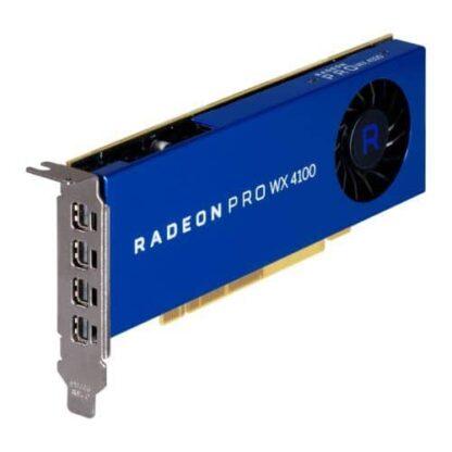 AMD Radeon Pro WX 4100 Professional Graphics Card