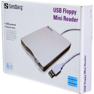 """Sandberg External USB 3.5"""" Floppy Drive"""