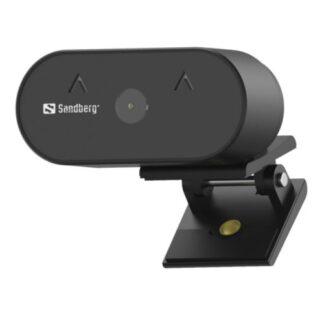 Sandberg USB FHD Wide Angle Webcam with Mic