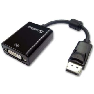 Sandberg DisplayPort Male to DVI-I Female Converter Cable