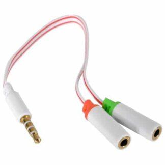 Sandberg 3.5mm Jack Splitter Cable