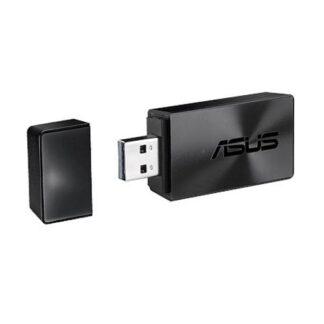 Asus (USB-AC54 B1) AC1300 (867+300) Wireless Dual Band USB Adapter