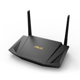 Asus (RT-AX56U) AX1800 (1201+574Mbps) Wireless Dual Band Router