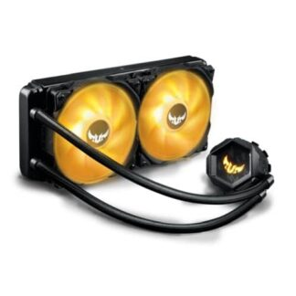 Asus TUF GAMING LC240 RGB Liquid CPU Cooler