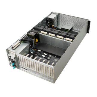 Asus (ESC8000 G4/10G) 4U High-Density GPU Barebone Server