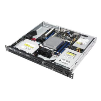 Asus (RS100-E9-PI2) 1U Quiet Barebone Server for Xeon E3-1200