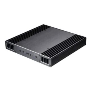 Akasa Plato X8 Low Profile NUC Case for 8th Gen Intel NUC Boards