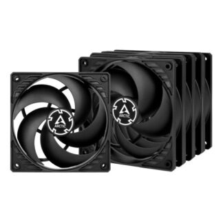 Arctic P12 Pressure Optimised 12cm Case Fans x5