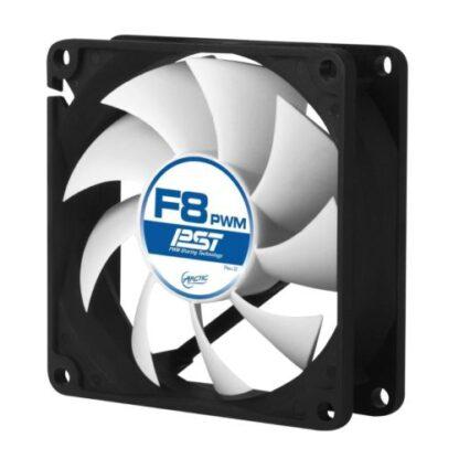 Arctic F8 8cm PWM PST Case Fan