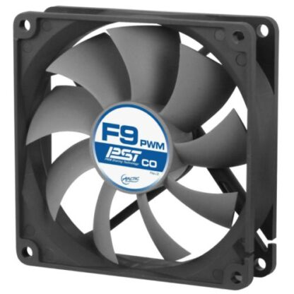 Arctic F9 9.2cm PWM PST Case Fan for Continuous Operation