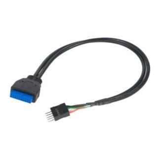 Akasa USB 3.0 to USB 2.0 Adapter Cable