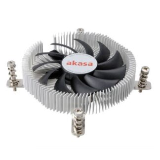 Akasa AK- AK-CC7129BP01 Ultra Compact Heatsink and Fan