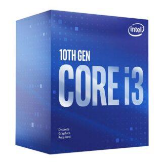 Intel Core I3-10100F CPU