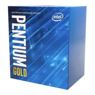 Intel Pentium Gold G6600 CPU