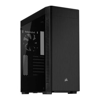 Corsair 110R Gaming Case with Tempered Glass Window