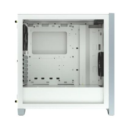 High-Airflow Front Panel