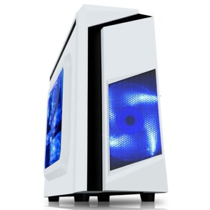 Spire F3 Micro ATX Gaming Case with Windows