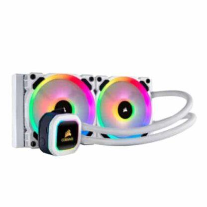 Corsair Hydro H100i RGB Platinum SE 240mm RGB Liquid CPU Cooler