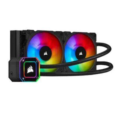Corsair iCUE H100i ELITE CAPELLIX 240mm RGB Liquid CPU Cooler