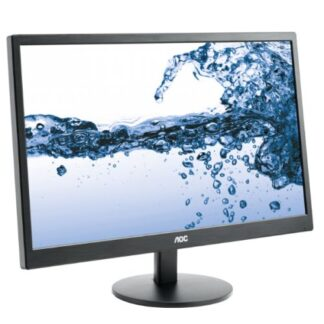 "AOC 21.5"" LED Monitor (E2270SWDN)"