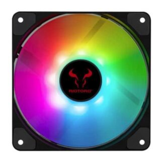 Riotoro Quiet Storm 12cm RGB PWM Case Fan
