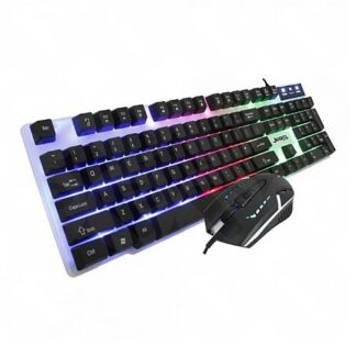 Jedel GK100 RGB Gaming Desktop Kit