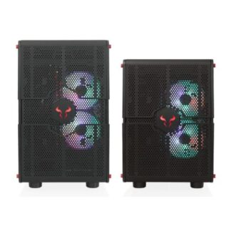 Riotoro GPX100 Morpheus Convertible Mini-to-Mid Tower Case