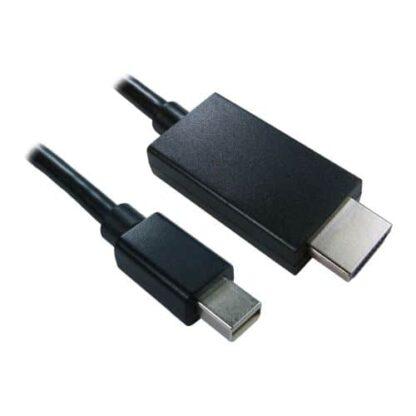 Spire Mini DisplayPort Male to HDMI Male Converter