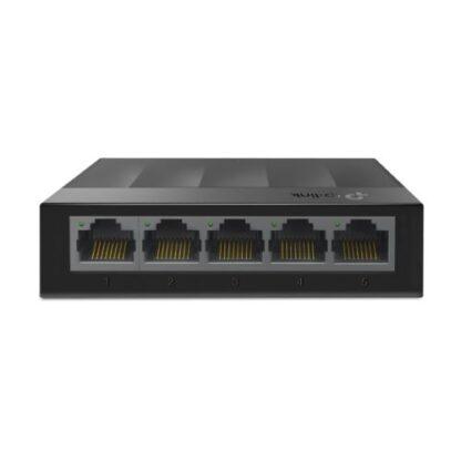 TP-LINK (LS105G) 5-Port Gigabit Unmanaged Desktop LiteWave Switch
