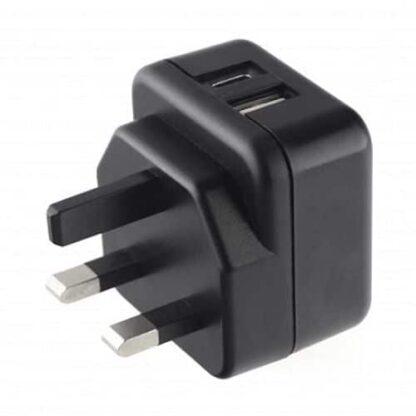 Pama 3-pin Plug USB-C & USB-A Charger