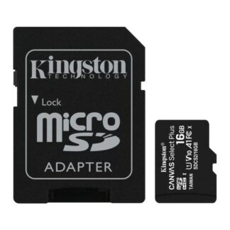 Kingston 32GB Canvas Select Plus Micro SD Card with SD Adapter