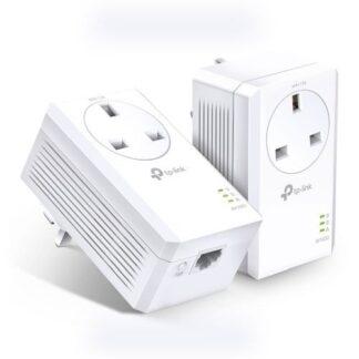 TP-LINK (TL-PA7017P KIT) AV1000 GB Powerline Adapter Kit