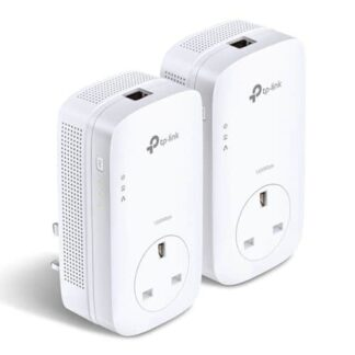 TP-LINK (TL-PA8010P KIT V2) AV1300 GB Powerline Adapter Kit