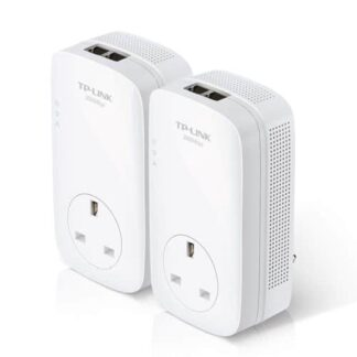 TP-LINK (TL-PA9020P KIT) AV2000 GB Powerline Adapter Kit