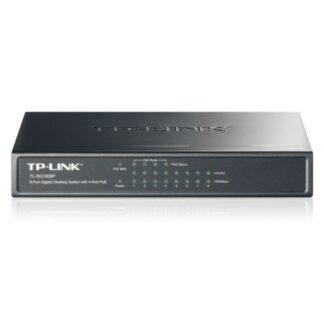 TP-LINK (TL-SG1008P) 8-Port Gigabit Unmanaged Desktop Switch