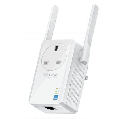 TP-LINK (TL-WA860RE) 300Mbps Wall-Plug Wifi Range Extender
