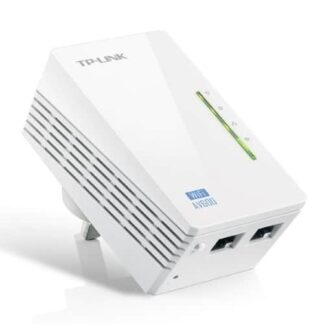 TP-LINK (TL-WPA4220 V4) 300Mbps AV600 Wireless N Powerline Adapter
