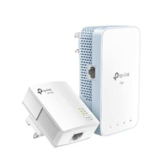 TP-LINK (TL-WPA7517 KIT) AC750 Wireless Dual Band Powerline Adapter Kit