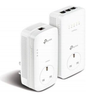 TP-LINK (TL-WPA8630P KITV2) AC1350 Wireless Dual Band Powerline Adapter Kit