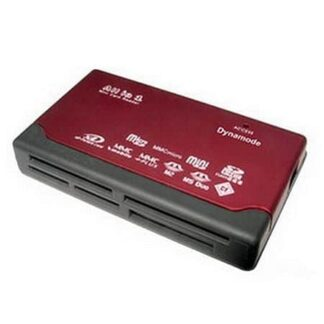 Dynamode (USB-CR-6P) External Multi Card Reader
