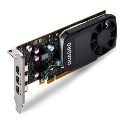 3 miniDP 1.4 (1 x DVI & 3 x DP adapters)