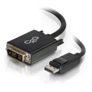 Spire DisplayPort Male to Single Link DVI-D Male Converter Cable