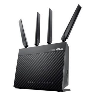 Asus (4G-AC68U) AC1900 (600+1300) Wireless Dual Band 4G LTE Router