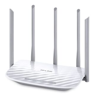 TP-LINK (Archer C60) AC1350 Wireless Dual Band 10/100 Cable Router